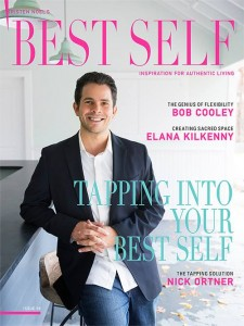 "My article, ""Writing to Heal"" appeared in the December issue of Best Self Mag!"
